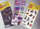 Pack Lego Stickers City Friends New