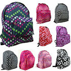 Childrens Backpack Rucksack School Sports Leisure Pumps Lunch Cabin Carry Bag