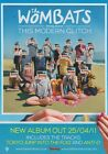 The Wombats The Modern Glitch Photo Print Poster glitterbug A Guide To Love 001