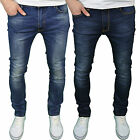 Soulstar Mens Designer Slim Fit Fashion Jeans - Available in 2 Colours. BNWT