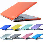 """Laptop Rubberized Cover Case Hard Shell for Macbook Air/Pro/Retina 13"""" 15"""""""