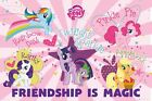 My Little Pony Friendship Is Magic MLP Poster 91.5x61cm