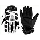 New DeBeer Womens Lacrosse LAX Tempest Gloves Padded Perfect Fit Dual Closure