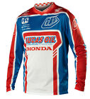 NEW 2014 TROY LEE DESIGNS TLD GP AIR TEAM MX DIRT BIKE JERSEY BLUE/RED ALL SIZES