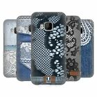HEAD CASE DESIGNS JEANS AND LACES HARD BACK CASE FOR HTC ONE M9