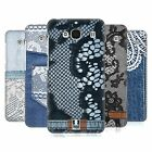 HEAD CASE DESIGNS JEANS AND LACES HARD BACK CASE FOR XIAOMI REDMI 2
