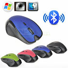 Bluetooth Wireless Optical Mouse Mice for Windows Android Tablet Macbook Phone