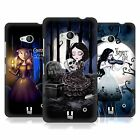 HEAD CASE DESIGNS ART MACABRE HARD BACK CASE FOR MICROSOFT LUMIA 640