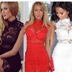 Sexy Clubwear Celebrity Bandage Bodycon Fashion Prom Cocktail Party Summer Dress