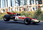 GRAHAM HILL 02 (LOTUS FORMULA 1) PHOTO PRINT