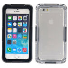 Using Simple Waterproof Shockproof Dustproof Case Cover For iphone 6/6 Plus