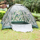 Outdoor Hiking Waterproof Folding 4 Person Instant Camping Haven Tent Camouflage