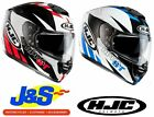 HJC RPHA-ST RUGAL MOTORCYCLE HELMET TOURING LID CRASH HAT SPORTS TRACK DAYS J&S