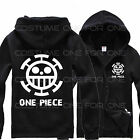 One Piece Unisex Jacket Sweater S-XXL Costume Cosplay