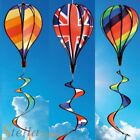 Brookite Hot Air Balloon Wind Spinner Garden Tree Mobile Festival Decoration