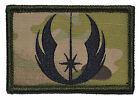 Jedi Order Star Wars Parody 2x3 Military/Morale Funny Patch with Hook Fastener