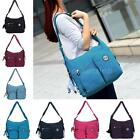 Women Nylon Shoulder Messenger Bag Girls Waterproof Nice Backpack School Bookbag