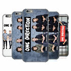 OFFICIAL ONE DIRECTION 1D  GROUP PHOTOS HARD BACK CASE FOR APPLE iPHONE 6 4.7