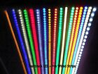 LED Strip Lights Kits With 9v PP3 Clip - Model/Scalextric/RC/Dolls House*