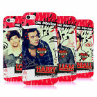 OFFICIAL 1D MIDNIGHT MEMORIES SNAPSHOT SOFT GEL CASE FOR APPLE iPHONE 5S