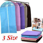 FD2037 Dress Clothes Garment Suit Cover Bag Dustproof Jacket Skirt Storage Bag
