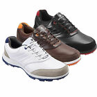 STUBURT MENS URBAN CONTROL STUDDED GOLF SHOES - NEW STREET RETRO STYLE TRAINER