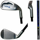 MD GOLF MENS IRON GRAPHITE SHAFT RIGHT HANDED - NEW ULTRA LIGHT FLEX SENIOR CLUB
