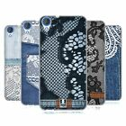 HEAD CASE JEANS AND LACES SOFT GEL CASE FOR HTC DESIRE 820