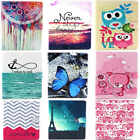 Luxury Flip Stand Leather Folio Cover Case For Samsung Galaxy Tab 3 10.1 P5200