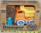 Green Toys DUMPER cement MIXER SCOOPER 100% RECYCLED MADE IN THE USA toy TRUCK