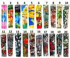 "Внешний вид - NEW 12"" TEMPORARY TATTOO SLEEVES ELASTIC ARM WARMER FOR KIDS GIRLS BOYS"