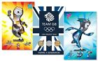 London 2012 Olympic 3 Pack Deal Poster Bundle