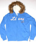 Detroit Lions Full-Zip Hoodie, Women's Size Small or Medium, New w/Tag!
