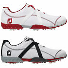 FOOTJOY MENS M PROJECT GOLF SHOES - NEW WATERPROOF LEATHER SPORTS STYLE FJ SIZES
