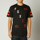 Fox Racing Mens Black Last Standing Short Sleeve T-Shirt Tee 2015 Fall Casual
