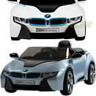 New Licensed 12V Electric Battery BMW I8 Kid Ride on Car With Parental Remote