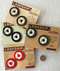 "2 large vintage buttons 1 1/2"" LADYSHIP SERIES One and a half inch"