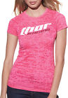 Thor Thor Racing Womens Burn Out T-Shirt Pink