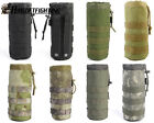 1X Tactical Camping Hiking Outdoor 1000D Molle Water Bottle Pouch Bag Carrier