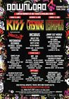 DOWNLOAD FESTIVAL 2008 KISS The Offspring PHOTO Print POSTER Judas Priest 018