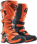 Fox Racing Mens & Youth Orange/Black Comp 5 Dirt Bike Boots MX ATV 2016