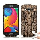For Samsung Galaxy Avant G386T TPU Silicone Rubber Cover Case + Crystal Stylus