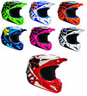 Fox Racing Adult & Youth V1 Race Motocross Dirt Bike Helmet MX ATV 2016