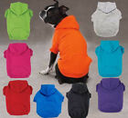ZACK & ZOEY HOODIE, 10 Colors, 6 Sizes. Basic Dog Puppy Sweater - Free Shipping