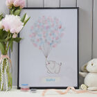Ginger Ray Little One Elephant Baby Shower Christening Fingerprint Keepsake