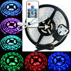 5M 150/300 LED 3528/5050 SMD LED Strip Light RF remote Waterproof Flexible Light