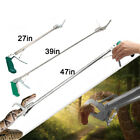 Aluminum Alloy Snake Clamp Handle Tongs Catcher Stick 70CM 100CM 120CM