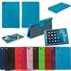 Magnetic Folio PU Leather Smart Case Cover With Stand For Apple iPad mini 3 2 1