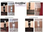 Berdita Replacement Spare Suspender Garter Clips or Hooks In Black or White