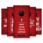 OFFICIAL LIVERPOOL FC LFC THIS IS ANFIELD HARD BACK CASE FOR NOKIA PHONES 1